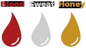 Blood Sweat Honey