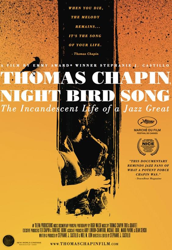 Thomas Chapin: Night Bird Song