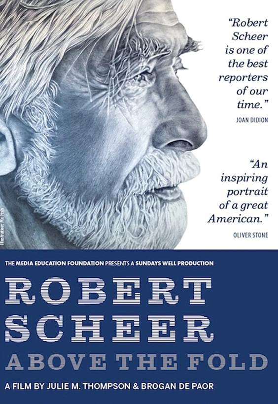 Robert Scheer: Above the Fold