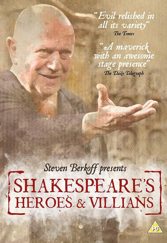 Shakespeare's Heroes & Villains