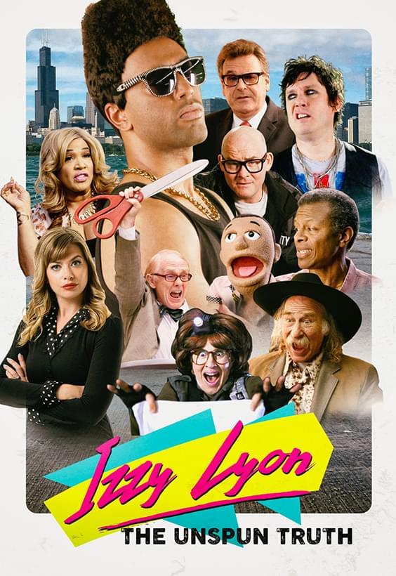 IZZY LYON: THE UNSPUN TRUTH