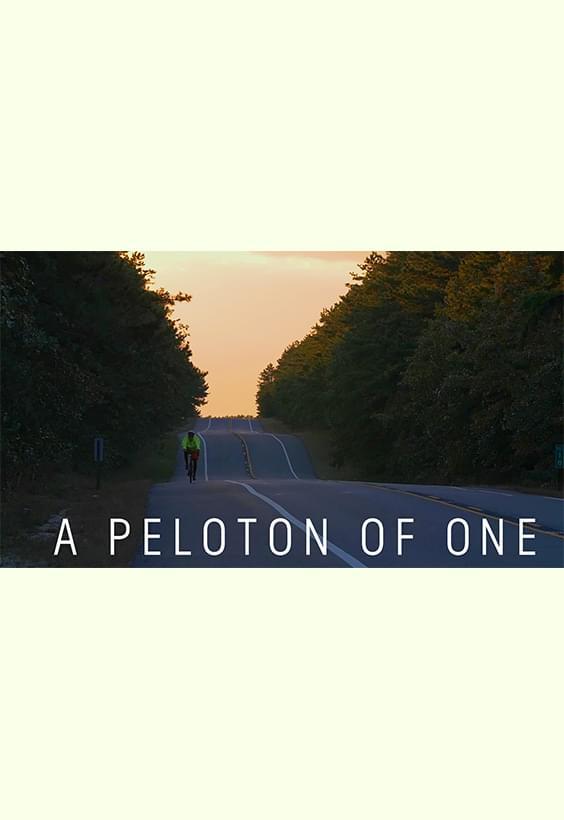 A Peloton of One