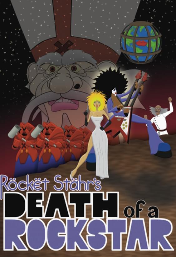 Röckët Stähr's Death of a Rockstar